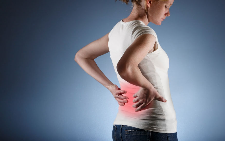 Low back pain #fitness #injury