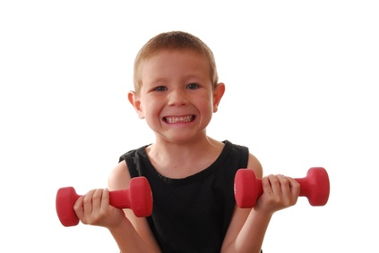 Resistance training in children and adolescents