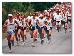 Marathon running and cardiac events