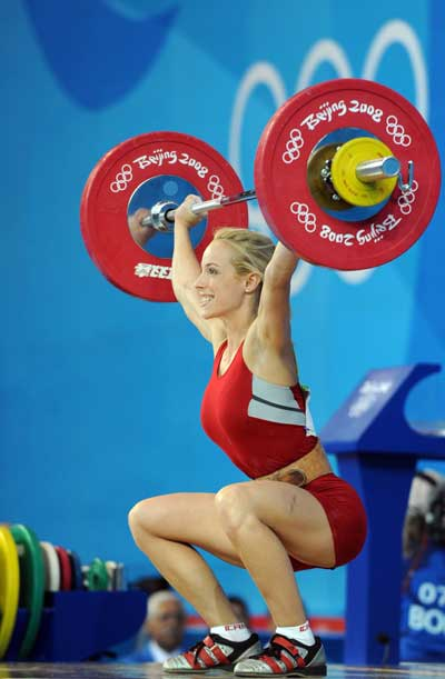 Injury & rehab: injuries among elite weightlifters