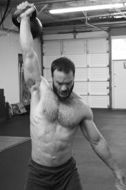 Kettlebell swings and snatches