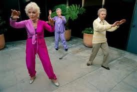 Tai Chi increases endurance in the elderly