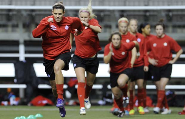 Neuromuscular warm-up and lower extremity injuries among female soccer and basketball players in high school
