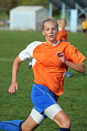 Speed characteristics of elite female soccer players: The FAIM Study