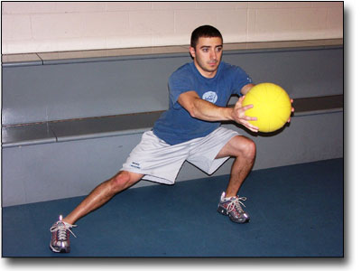 Neuromuscular warm-up for ACL prehab