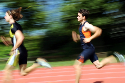 High intensity intermittent exercise and fat loss