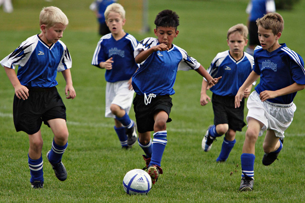 High Intensity Activity and Youth